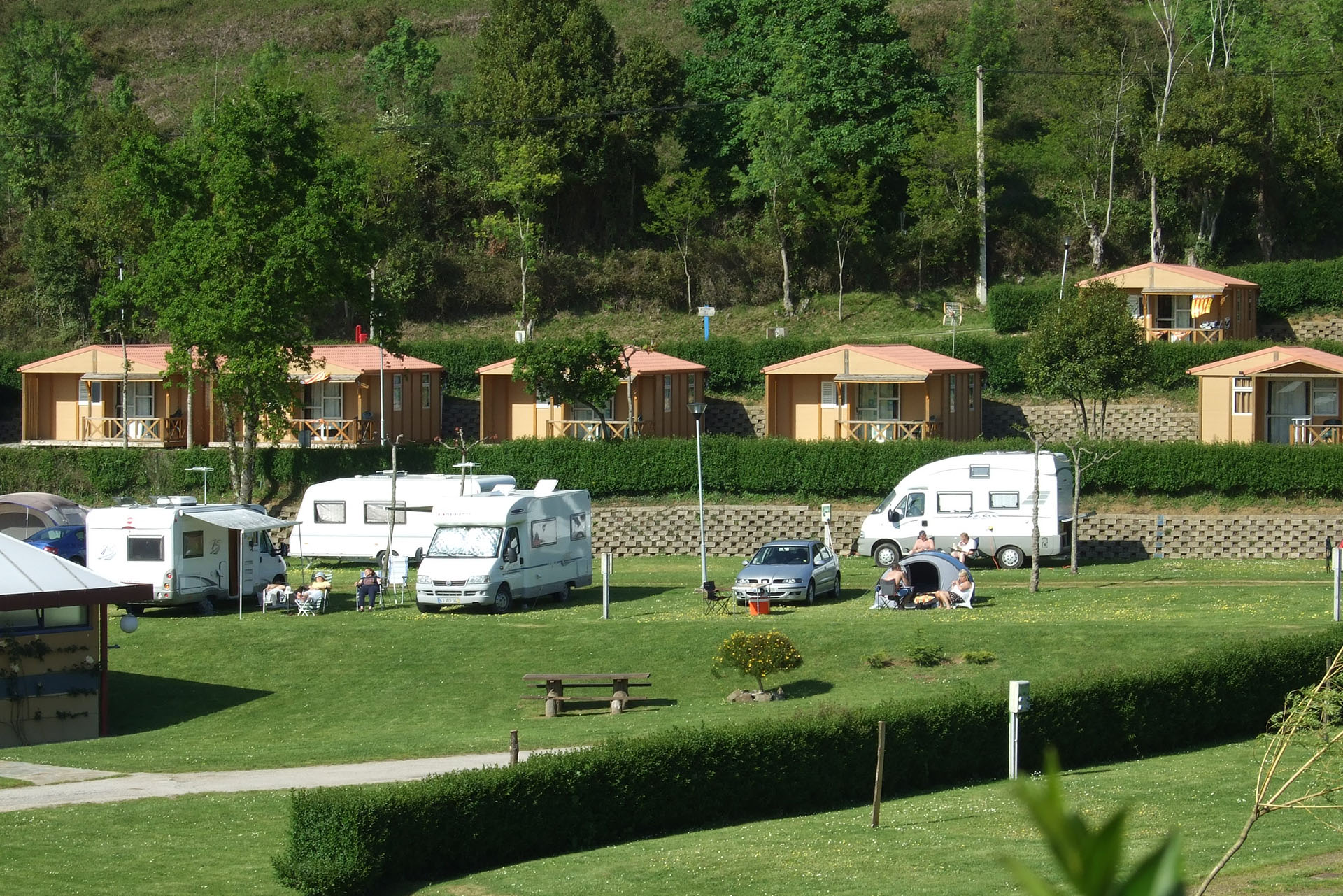 Camping Deva Gijón plots prices
