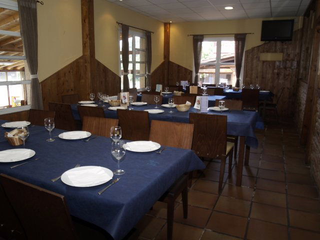 Restaurante Deva Dining rooms