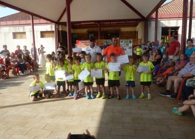 Camping Deva Gijón children activities and events Campus Josu Uribe 2015