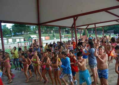 Camping Deva Gijón Camping Deva Gijón end of summer party 2014